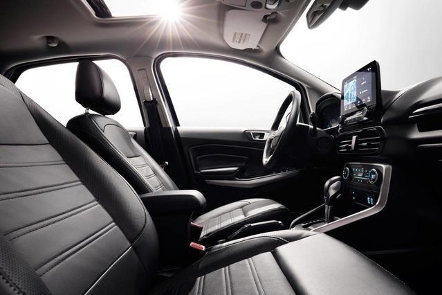 2018 Ford EcoSport SE Sport Utility Hillsborough NC