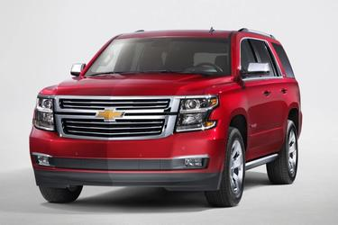 2015 Chevrolet Tahoe LTZ Lexington NC
