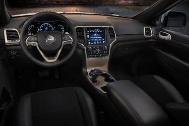 2017 Jeep Grand Cherokee LIMITED SUV North Charleston SC