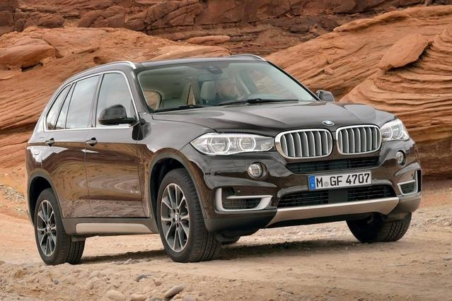 2015 BMW X5 XDRIVE35I SUV Slide 0