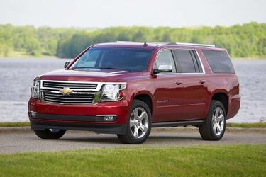 2018 Chevrolet Suburban LT Hillsborough NC