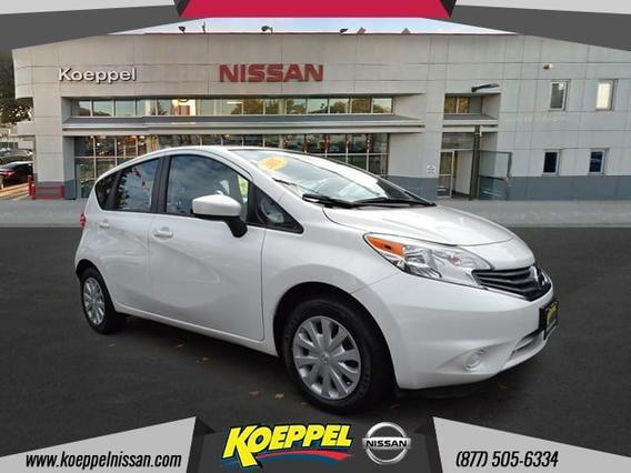 2015 Nissan Versa Note SV Jackson Heights New York