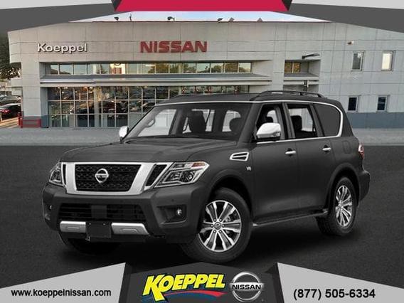 2018 Nissan Armada SL Jackson Heights New York
