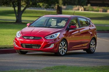 2017 Hyundai Accent SE 4D Sedan Chapel Hill NC