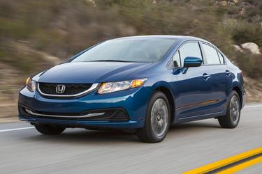 2015 Honda Civic EX Sedan Apex NC