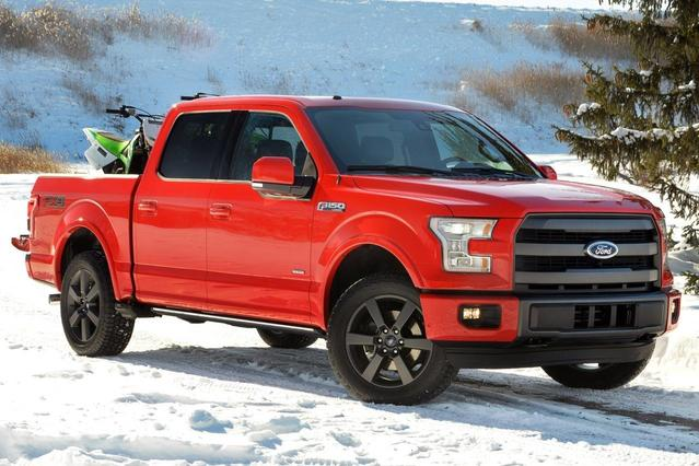 2017 Ford F-150  Regular Cab Mooresville NC