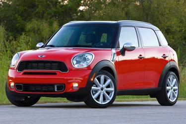 2014 MINI Cooper Countryman S SUV Merriam KS