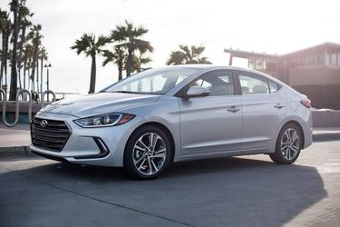 2018 Hyundai Elantra SPORT 1.6T AUTO