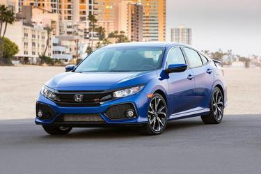 2018 Honda Civic LX Sedan Apex NC