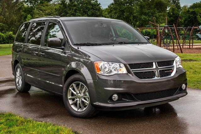 2016 Dodge Grand Caravan SXT Lexington NC
