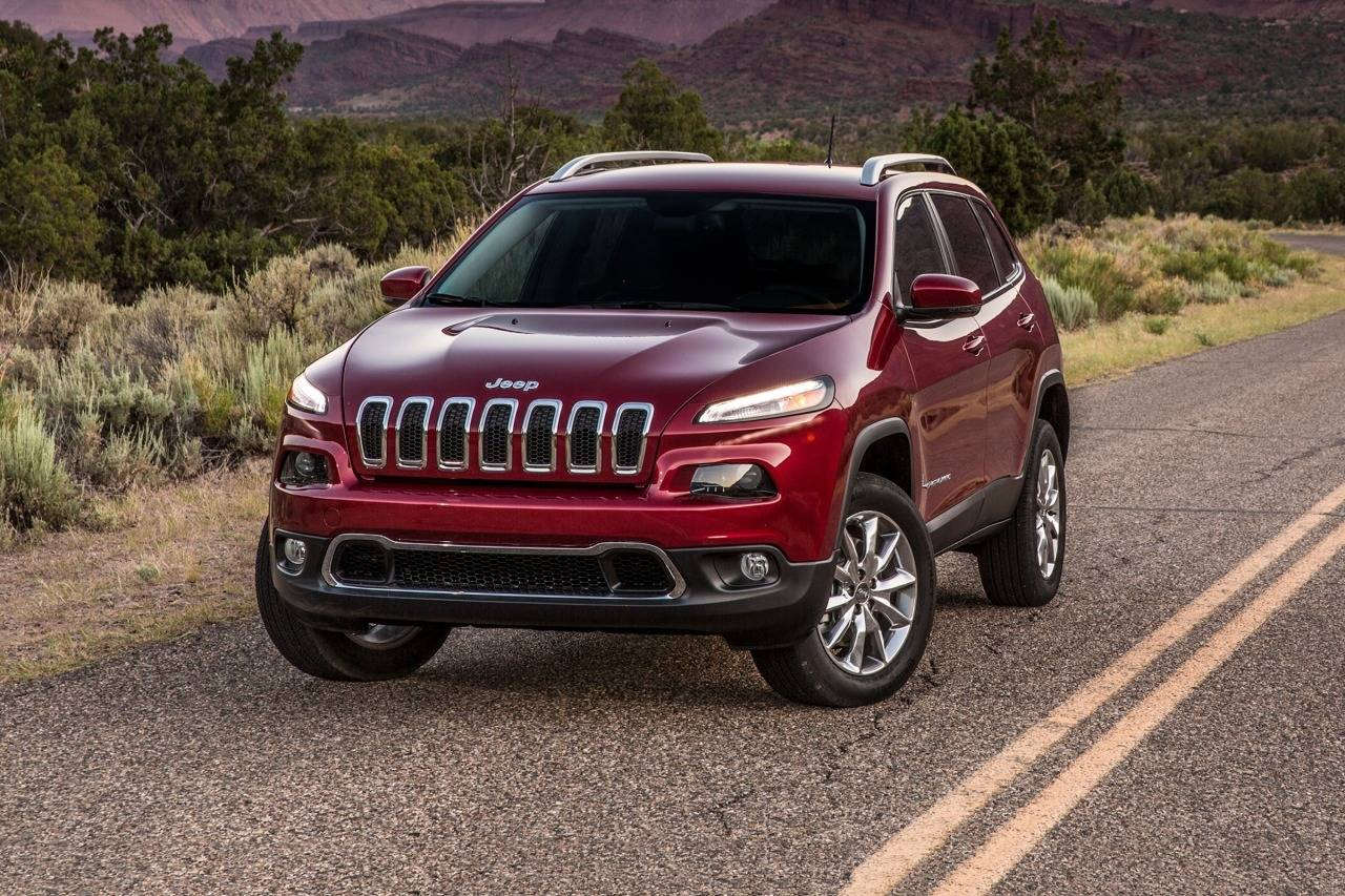 Lease a New 2018 Jeep Cherokee Limited for $199/mo for 36 mos