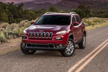 2018 Jeep Cherokee LATITUDE SUV Apex NC