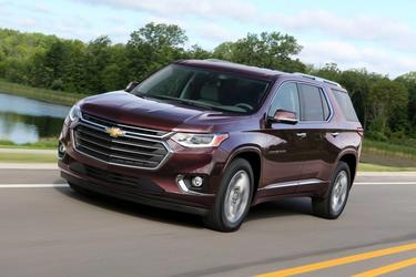 2018 Chevrolet Traverse LS