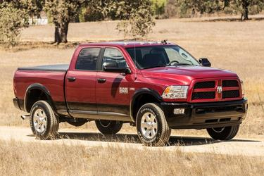 "2015 Ram 2500 4WD CREW CAB 149"" LARAMIE Clinton NC"
