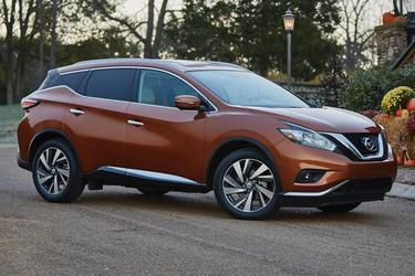 2016 Nissan Murano FWD 4DR SV Clinton NC