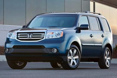 2015 Honda Pilot 2WD 4DR SE North Charleston SC