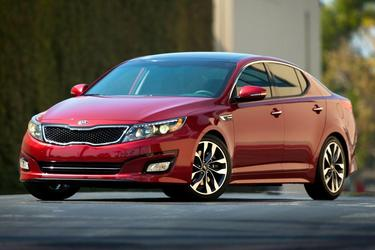 2015 Kia Optima LX Sedan Merriam KS