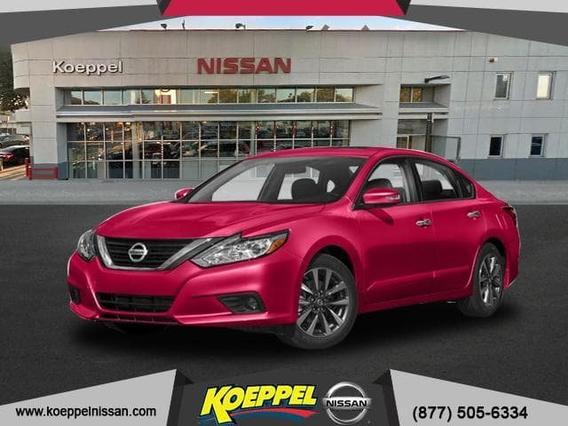 2018 Nissan Altima 2.5 SR Jackson Heights New York
