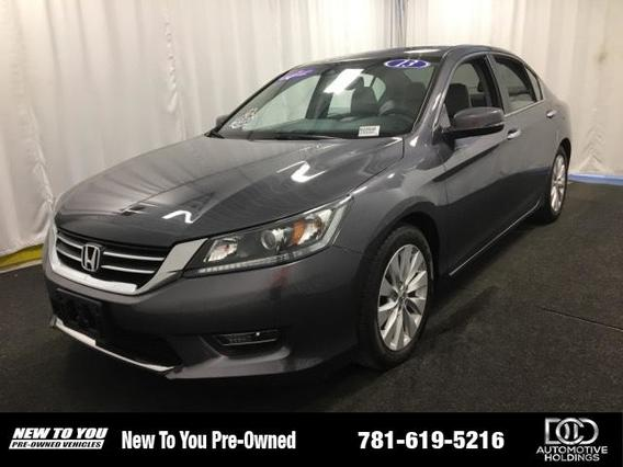 2013 Honda Accord 4DR I4 CVT EX-L Norwood MA