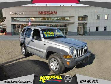 2006 Jeep Liberty SPORT Woodside NY
