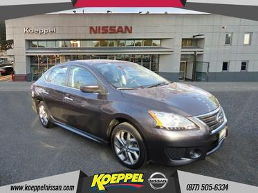 2014 Nissan Sentra S Woodside NY