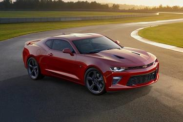 2018 Chevrolet Camaro SS Coupe Merriam KS