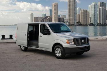 2018 Nissan NV Cargo S 2500 HD S 3dr Cargo Van (V6) Springfield NJ