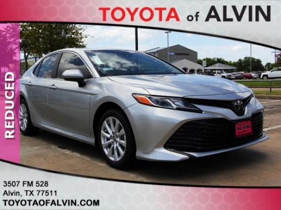 2018 Toyota Camry LE Alvin TX