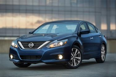2018 Nissan Altima 3.5 SL Sedan Merriam KS