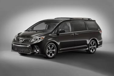 2018 Toyota Sienna LIMITED PREMIUM LIMITED PREMIUM AWD 7-PASSENGER Mini-van, Passenger Merriam KS