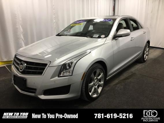 2014 Cadillac ATS 4DR SDN 3.6L LUXURY AWD Norwood MA