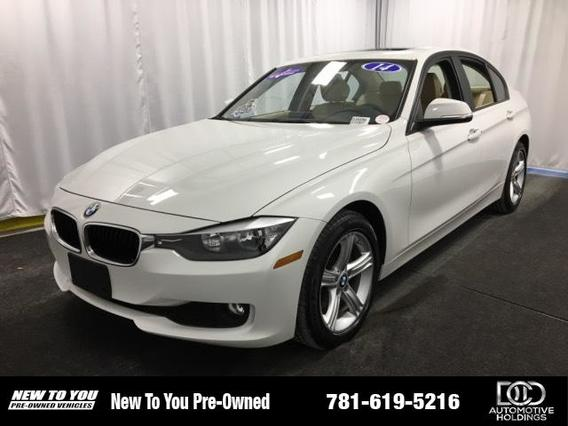 2014 BMW 3 Series 4DR SDN 320I RWD Norwood MA