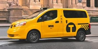 2016 Nissan NV200 Taxi Woodside NY