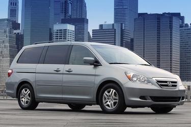2007 Honda Odyssey EX-L Mini-van, Passenger Merriam KS