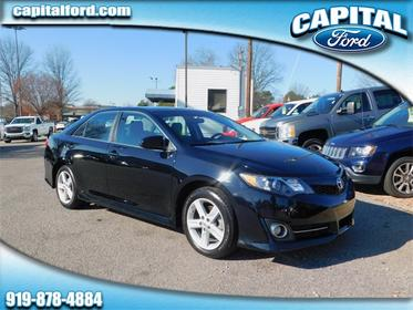 2014 Toyota Camry SE Raleigh NC