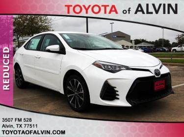 2018 Toyota Corolla SE Alvin TX