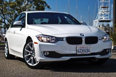 2015 BMW 3 Series 328I Sedan Apex NC