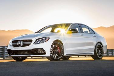 2016 Mercedes-Benz C-Class AMG C 63 Sedan North Charleston SC