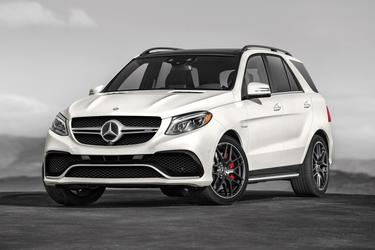 2017 Mercedes-Benz GLE 350 SUV Slide