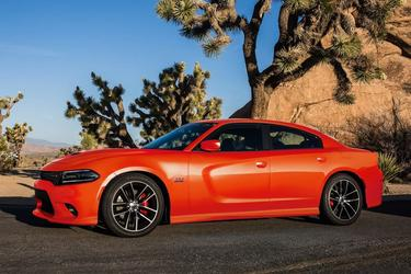 2018 Dodge Charger R/T SCAT PACK 4dr Car