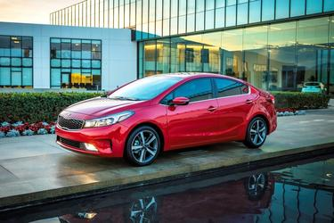 2018 Kia Forte LX Sedan Merriam KS