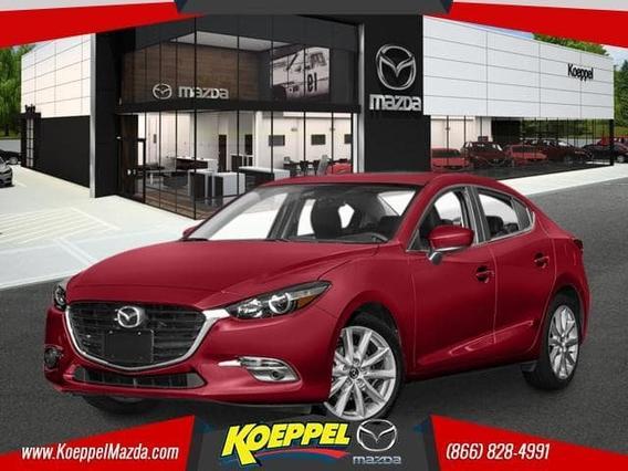 2017 Mazda Mazda3 4-Door GRAND TOURING Jackson Heights New York