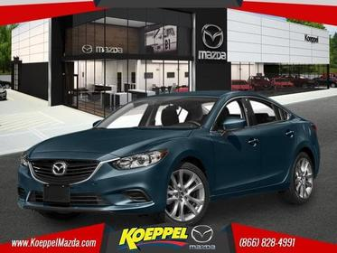 2017 Mazda Mazda6 TOURING Jackson Heights New York