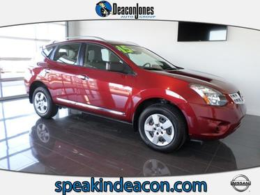 2015 Nissan Rogue Select FWD 4DR S  NC