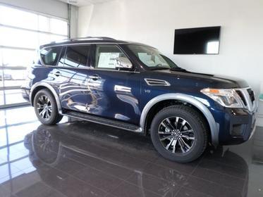 2018 Nissan Armada 4x2 Platinum