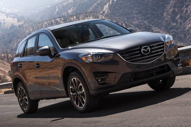 2016 Mazda Mazda CX-5 GRAND TOURING SUV Slide 0