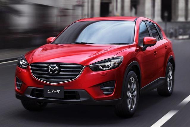 2016 Mazda MAZDA CX-5 GRAND TOURING SUV Hillsborough NC