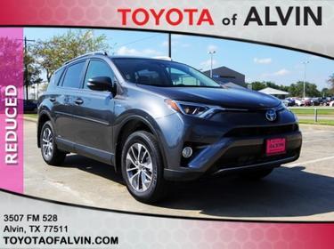 2018 Toyota RAV4 HYBRID XLE Alvin TX