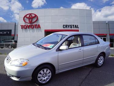 2003 Toyota Corolla LE CE 4dr Sedan Green Brook NJ
