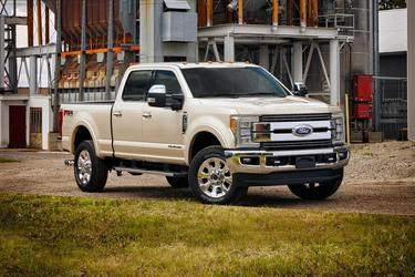 2018 Ford F-350SD PLATINUM Raleigh NC
